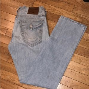 True Religion geno slim jean pants bottoms